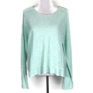 Eileen Fisher Womens Sweater Size Medium Green